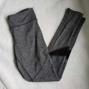 3/$30 Athletic heathered leggings